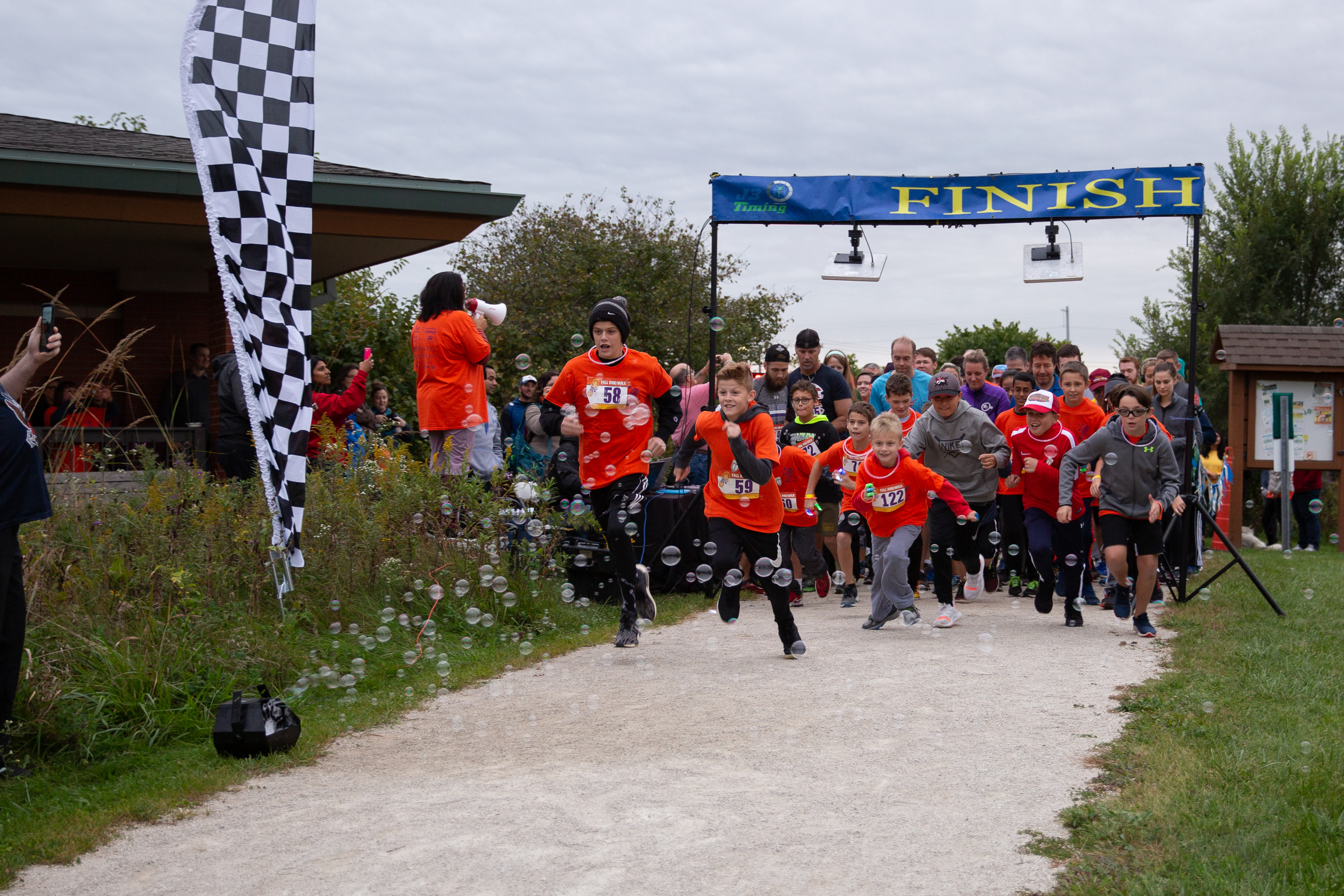 Check Out Photos From the Fall 5K Run/Walk